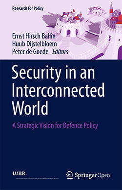 Cover of Security in an Interconnected World