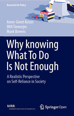 Cover publication Why Knowing What to do is not Enough