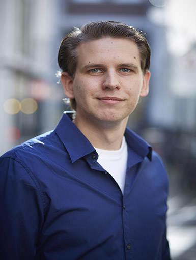 J.A. (Paul) van den Berg
